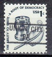 USA Precancel Vorausentwertung Preo, Locals Pennsylvania, Union City 841 - Vereinigte Staaten
