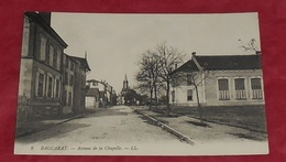 54 - Baccarat - Avenue De La Chapelle ----------- 463 - Baccarat