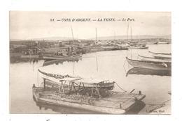 La Teste-Le Port-(C.4873) - Andere Gemeenten