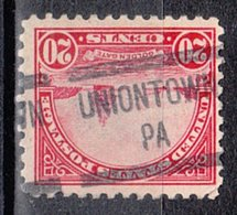 USA Precancel Vorausentwertung Preo, Locals Pennsylvania, Uniontown 567-577 - Vereinigte Staaten