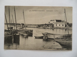 (Finistère - 29 - Environs De Concarneau)  - Trévignon  -  Le Port - Francia
