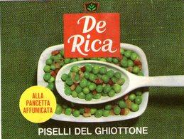 B 1833 - Etichetta, De Rica - Frutta E Verdura