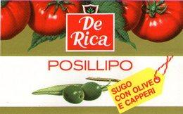 B 1834 - Etichetta, De Rica - Frutta E Verdura