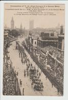LONDRES - LONDON - ROYAUME UNI - CORONATION OF KING GEORGE V AND QUEEN MARY - COURONNEMENT ROI - London