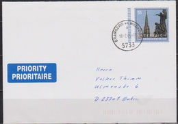 Österreich 2005 Nr.U 119 Gelaufen Stephansdom Wien Stempel Bramberg ( D 6077 ) Günstige Versandkosten - Entiers Postaux
