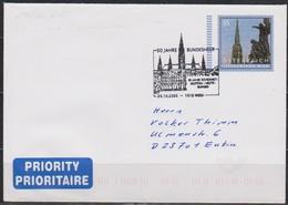 Österreich 2005 Nr.U 119 Gelaufen Stephansdom Wien SoSt.50 Jahre Bundesheer ( D 6078 ) Günstige Versandkosten - Entiers Postaux