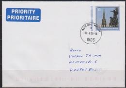 Österreich 2005 Nr.U 119 Gelaufen Stephansdom Wien St.AUCON KFOR ( D 6080 ) Günstige Versandkosten - Entiers Postaux