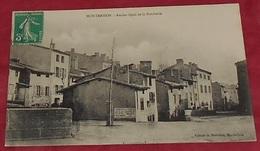 42 - Montbrison - Ancien Quai De La Porcherie :::: Animation ------ 463 - Montbrison