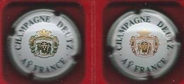 Capsule CHAMPAGNE Deutz N°: 30 Et 30a - Deutz