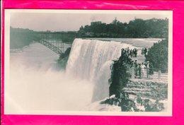 Cpa  Carte Postale Ancienne  - American Falls - Etats-Unis