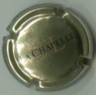 CAPSULE-CHAMPAGNE CL DE LA CHAPELLE N°14 Fond Or - Champagne