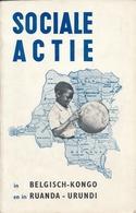 SOCIALE ACTIE In Belgisch-Kongo En In Ruanda-Urundi - Historia