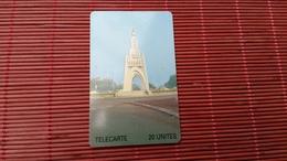 Phonecard Mali Used - Mali
