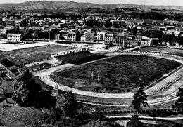 Graulhet...en Avion Au Dessus De...edit Lapie No.3....stade Municipal De Crins... - Graulhet