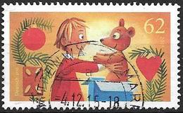 Allemagne 2015 N°2993 Oblitéré Noël - [7] Federal Republic