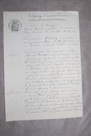 Actes Notariaux 1886 - 1895 - 1904 - Manuscripts