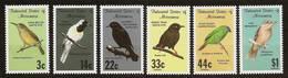 MICRONESIA 1988 - BIRDS - Mi 77-82 MNH ** Cv€6,00 SUPERSALE ! V659 - Micronesië