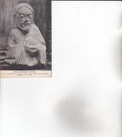 CPA 19 CUREMONTE ,Buste De CHRIST ,dans L'église. - Francia