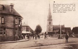 CP Photo 14-18 CHIPPENHAM - Saint-Paul's Church (A193, Ww1, Wk 1) - Angleterre