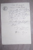 Actes Notariaux 1902 - 1911 - 1919 - 1920 - 1924 - Manuscripts
