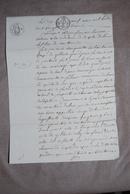 Actes Notarial 1823 - Manuscripts