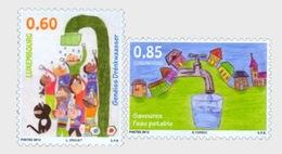 Luxembourg 2012 Set - Molconcours 2012 - Potable Water - Ongebruikt