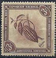 1937-38 COSTA-RICA 179** Cacao - Costa Rica