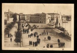 CROAZIA - HRVATSKA - PARENZO - POREC - 1937 - RIVA 3 NOVEMBRE - Kroatien