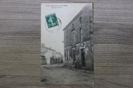 SAINT HILAIRE DES LOGES (85) - RUE DU CENTRE - Saint Hilaire Des Loges