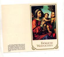 Carte Voeux Noel 1979 - Salomon (Iles 1978-...)