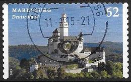 Allemagne 2015 N°2938 Oblitéré Chateau De Maresburg - [7] Federal Republic