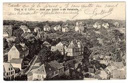 DIEZ A. D. Lahn - Blick Vom Schloss In Die Parkstrasse - Ed. K. Zimmermann, Diez - Diez