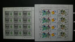 Andorra Española-Minipliegos Y&T 149A;155;213 **(MNH)-37.60 EUR - Stamps