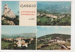 ^ CASSIO APPENNINO PARMENSE PARMA VEDUTE PANORAMA 294A - Parma