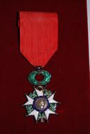 Médaille LEGION D'HONNEUR République Française 1870 - France