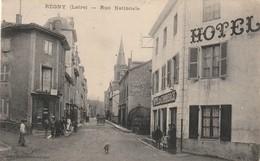 Regny Rue Nationale - Autres Communes
