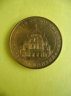 JETON De La Monnaie De Paris - Basilique Du Sacré Coeur De 2000 - Montmartre Paris 18 ° Arrdt - Monnaie De Paris