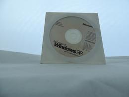 Cd Microsoft Windows 98 Per Pc Senza Windows Seconda Edizione - CD