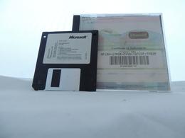 Cd Microsoft Windows 98 Per Pc Senza Windows Seconda Edizione Con Disc Di Avvio - CD