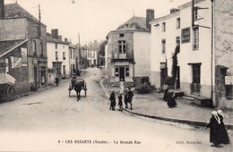 Les Essarts : La Grande Rue - Les Essarts