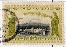 Creta Vlastos # 27 VF Used, SIGNED Dr. Zahn (20) - Kreta