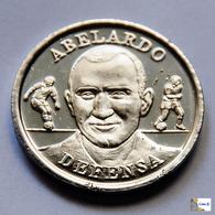 """Medalla Selección - Año 2000 - """" Abelardo """" - Profesionales/De Sociedad"""