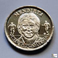 """España - Medalla Selección 2000 - """"MENDIETA"""". - Professionals/Firms"""