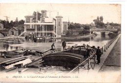 Pas De Calais : Arques : L'ascenseur De Fontinette - Arques