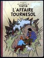 Hergé - Tintin - L'Affaire Tournesol - B22 Bis - 1957 - Bon état - Tintin
