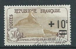 FRANCE 1922 . N° 167 . Oblitéré . - Frankreich