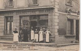 BOUCHERIE GIRARD - PEYROCHE - Craponne Sur Arzon