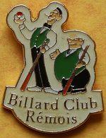 CC..695........BILLARD..............BILLARD  CLUB  REMOIS - Altri