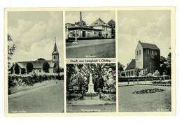 CPSM ALLEMAGNE GRUSS AUS LANGHOLT - Germania
