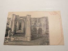 Furness Abbey East Window England - Inghilterra